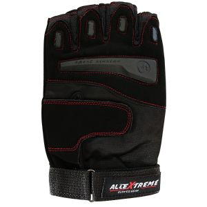 AllExtreme Gym and Bike Gloves- Multipurpose Gloves for Fitness Gloves Sports Light Weightlifting Exercise Half Finger Sport Cycling Fitness Gloves