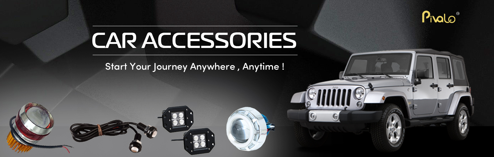 Car Accessories - Start Your Journey Anywhere, Anytime!